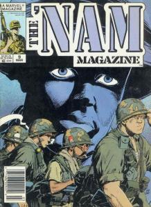 'Nam Magazine, The #9 FN; Marvel | save on shipping - details inside