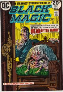 Black Magic #1 (Nov-73) VF High-Grade