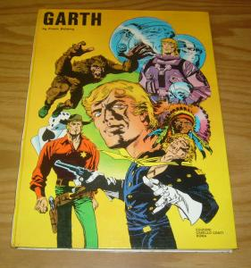 Garth HC 13 FN frank bellamy hardcover - italian edition - 1977 rare book
