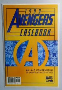 Avengers Casebook 1999 #1, 8.0/VF (2000)