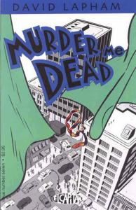 Murder Me Dead #7 VF/NM; El Capitan | save on shipping - details inside