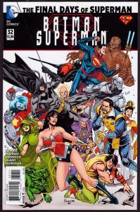 Batman/Superman #32 (New 52, Jul 2016, DC) 1st Kenan Kong New Superman 9.4 NM