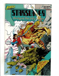 Starslayer #28 (1985) SR21