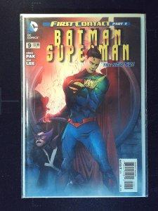 Batman/Superman #9 (2014)