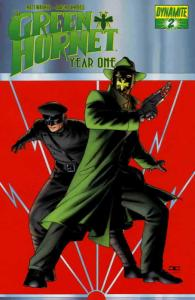 Green Hornet: Year One #2A VF/NM; Dynamite | save on shipping - details inside
