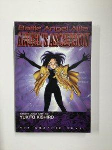 Battle Angel Alita: Angel's Ascension Tpb Softcover Nm Viz Graphic Novel