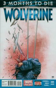 Wolverine (6th Series) #9 (2nd) VF/NM; Marvel | save on shipping - details insid