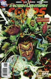 Green Lantern Corps (2nd Series) #17 VF; DC | save on shipping - details inside