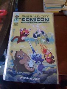 Emerald city comicon program guide 2015