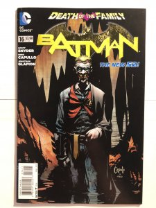 Batman #16 (2011) - Death of the Family - New 52