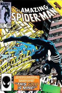 Amazing Spider-Man (1963 series) #268, VF+ (Stock photo)