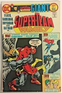 SUPER-TEAM FAMILY#3 FN/VF 1976 DC BRONZE AGE COMICS