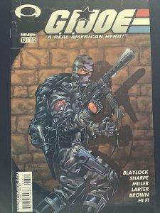 G.I. Joe: A Real American Hero #13 (2002)