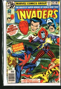 The Invaders #34 (1978)