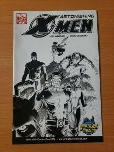 Astonishing X-Men #13 Midtown Sketch Variant ~ NEAR MINT NM ~ (2006, Marvel)