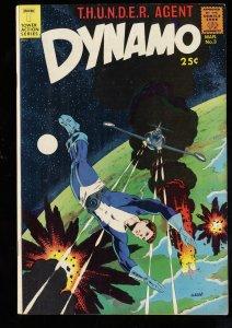 Dynamo #3 VF+ 8.5