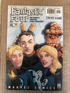 Fantastic Four #50 (2002)