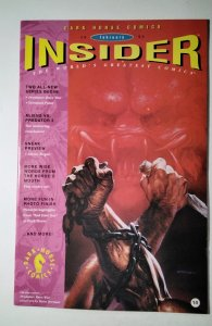 Dark Horse Insider #14 (1993) Dark Horse Comic Book J756