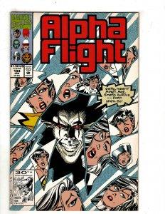 Alpha Flight #104 (1992) YY7