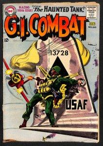 G.I. Combat #100 (1963)