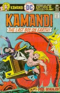 Kamandi: The Last Boy on Earth #38, Fine (Stock photo)
