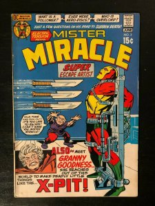 Mister Miracle #2 - 1st App. of Granny Goodness - New Gods Movie