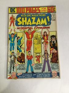 Shazam 12 Fn Fine 6.0 DC Comics Bronze