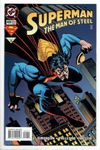 Superman The Man of Steel #49 (DC, 1995) VF