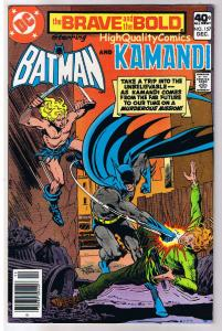 BRAVE and the BOLD #157, VF+, Batman, Kamandi, 1955, more in store