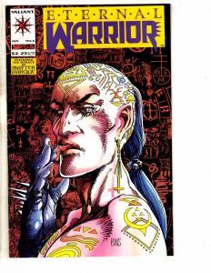 Eternal Warrior # 6 NM 1st Print Valiant Comic Book Barry Windsor Smith Art J256
