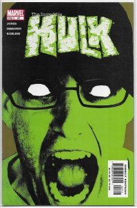 Incredible Hulk (vol. 2, 1999) # 47 FN Bruce Jones/Immonen, Kaare Andrews cover