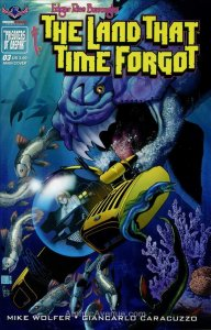 Land That Time Forgot, The #3 VF; American Mythology | save on shipping - detail