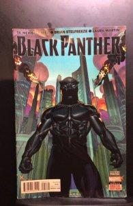 Black Panther #1 (2016)