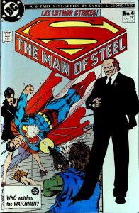 The Man of Steel #4 (1986)