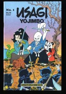 Usagi Yojimbo Summer Special #1 FN/VF 7.0