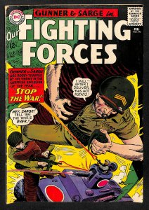 Our Fighting Forces #90 (1965)