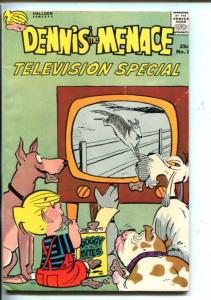 DENNIS THE MENACE TELEVISION SPECIAL  #1-1961--SOUTHERN STATES-fn/vf