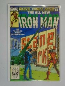 Iron Man #173 Direct edition 4.0 VG (1983 1st Series)