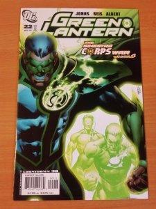 Green Lantern #22 ~ NEAR MINT NM ~ (2007, DC Comics)