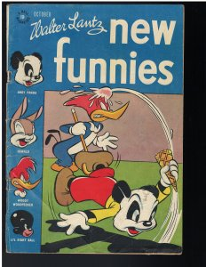 New Funnies #116 (Dell, 1946)