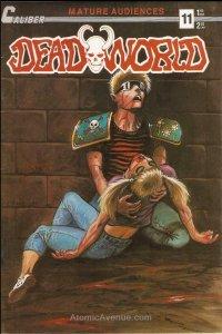 Deadworld (Vol. 1) #11 VF/NM; Arrow | save on shipping - details inside
