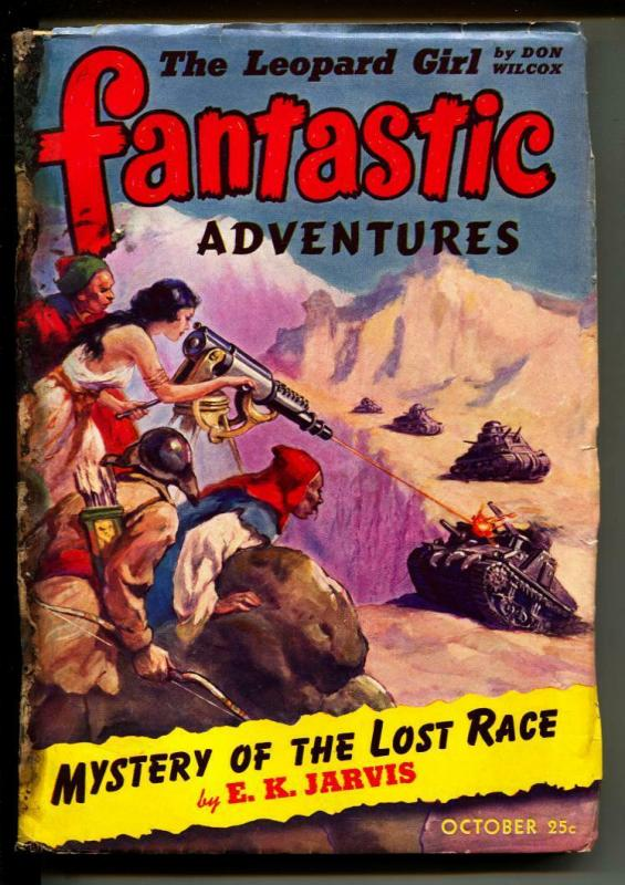 Fantastic Adventures-Pulps-10/1952-E. K. Jarvis-Don Wilcox