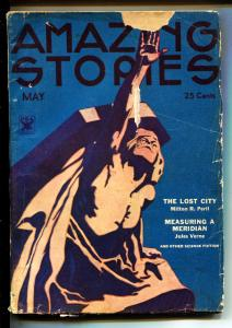 Amazing Stories-Pulps-5/1934-Jules Verne-Fletcher Pratt