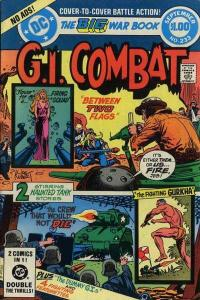 G.I. Combat (1957 series) #233, VF+ (Stock photo)