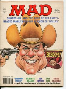 Mad-Magazine-#223-June-1981-Mort Drucker-Don Martin-David Berg
