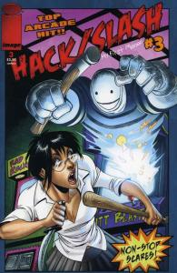 Hack/Slash: My First Maniac #3B VF; Image | save on shipping - details inside