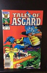 Tales of Asgard #1 (1984)