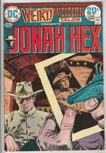 Weird Western Tales #22 (Apr-73) FN/VF Mid-High-Grade Jonah Hex