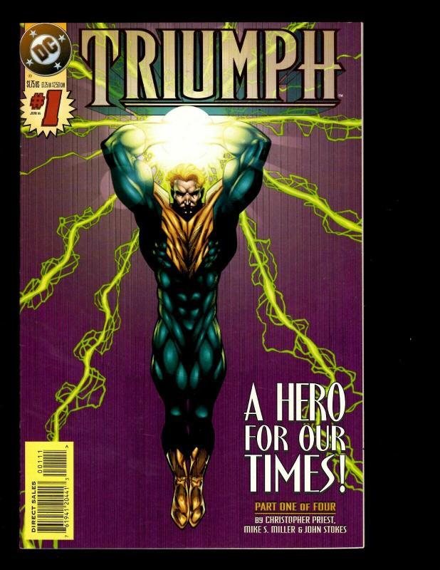 13 Comics Strange Special # 1 Advent # 1 2 3 4 5 6 7 8 Triumph # 1 2 3 4 GK20