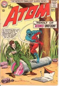 ATOM 14 VG+  September 1964 COMICS BOOK